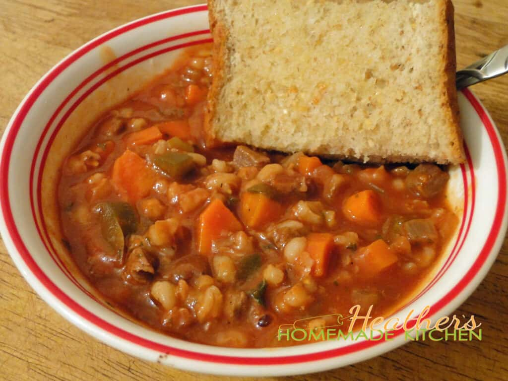Beef Barley Stew 2