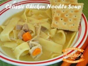 chicken noodle soup copy