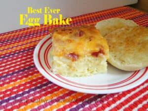 Best Ever Egg Bake