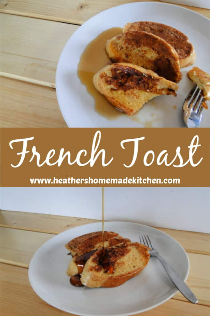 French Toast Pin Image