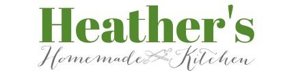 Heather's Homemade Kitchen logo